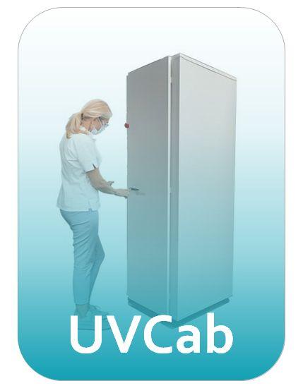 UVCab - décontamination de grands objets